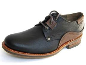 mens casual oxford shoes caterpillar saul mens oxford work and casual black leather