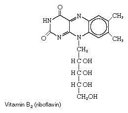 riboflavin chemical compound britannicacom