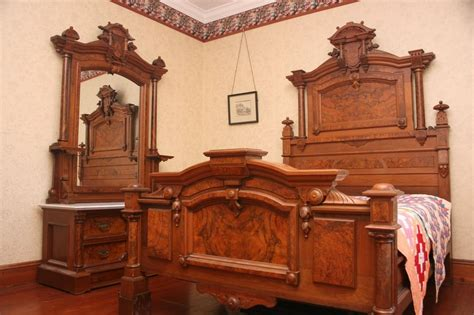 victorian bedroom set antique early victorian bedroom set ebay