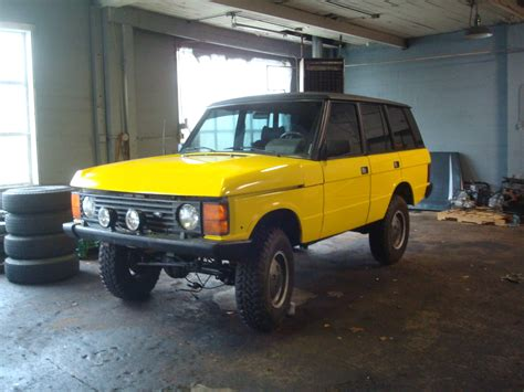 land rover discovery classic 1989 range rover classic w tdi turbo diesel 5 speed