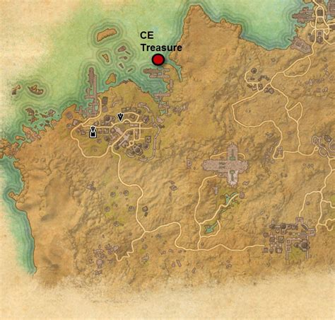 deshaan ce treasure map eso ce treasure maps location guide dulfy