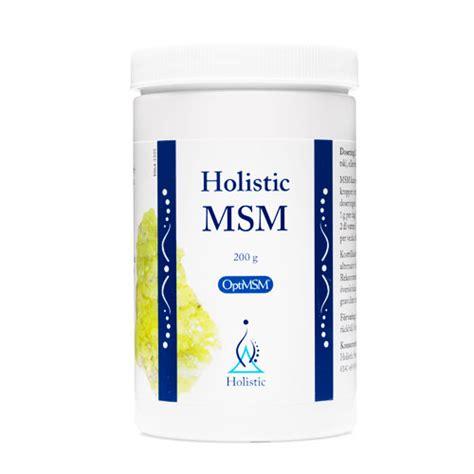 Happy Msm Detox by Msm Fr 229 N Holistic Finns Att K 246 Pa P 229 Welloteket Se