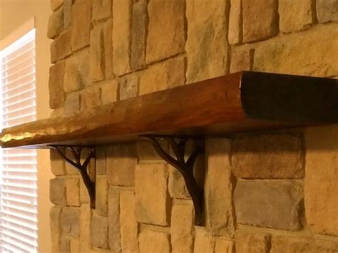 Fireplace Mantel Brackets Idea Gallery