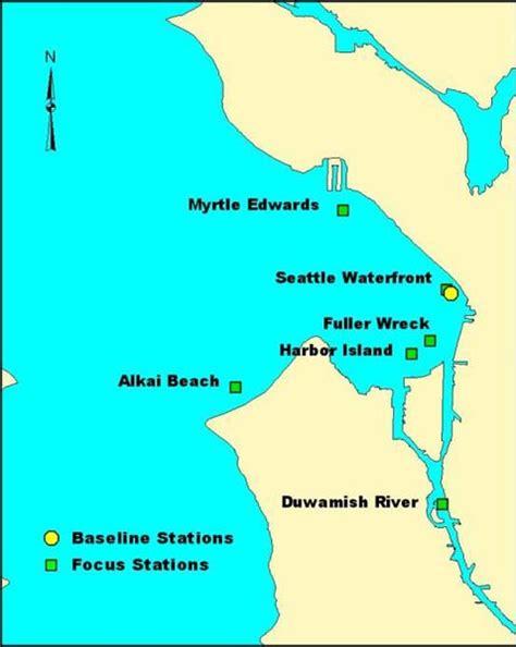 elliott bay seattle map alf img showing gt elliott bay map