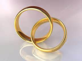 wedding rings together gold wedding rings together stock photo 169 threeart 5563130