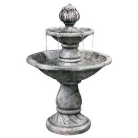 1000 images about fountains on home depot