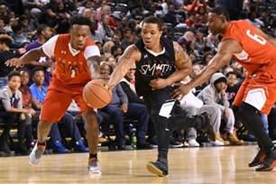Smith Basketball Torrey Smith Hosts Charity Basketball That Draws Many