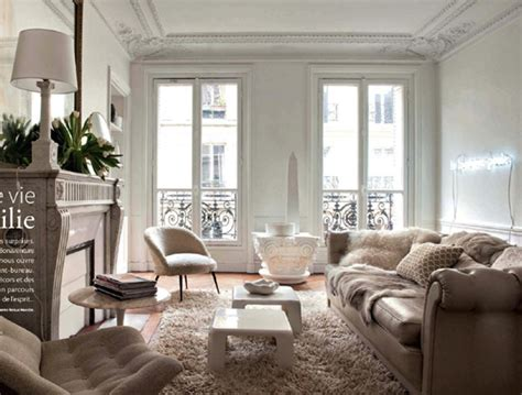 paris living room home tour modern neutrals in a paris apartment coco