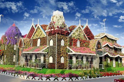 Garden Decoration Dubai by Duba 239 Le Plus Grand Jardin De Fleurs Au Monde Ouvre En