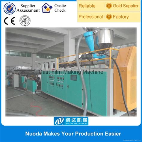 china film equipment china new multilayer co extrusion cast film machine nd