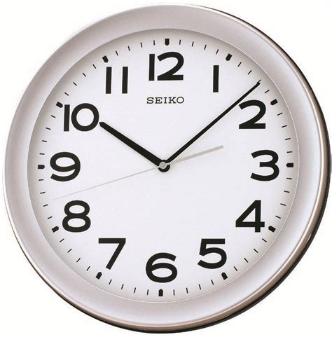 Terlaris Jam Dinding Seiko Qxa365s seiko wall clock