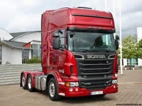 scania r730 v8 truckin