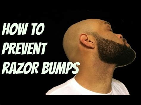 how to prevent razor bumps and deal with ingrown hair
