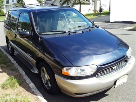 nissan mini 2000 sell used 2000 nissan quest se mini passenger 4 door 3