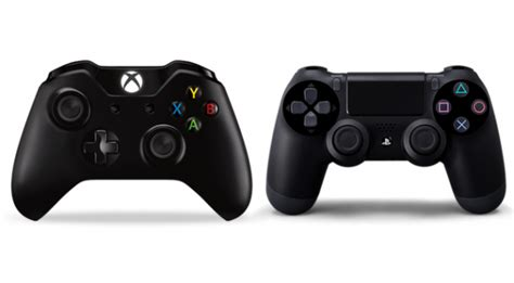how do the xbox one and ps4 controllers stack up extremetech