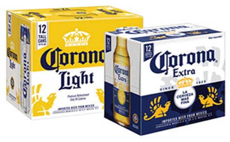corona light vs extra brand differentiation 2012 01 09 beverage industry