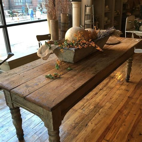 25 best ideas about antique farm table on