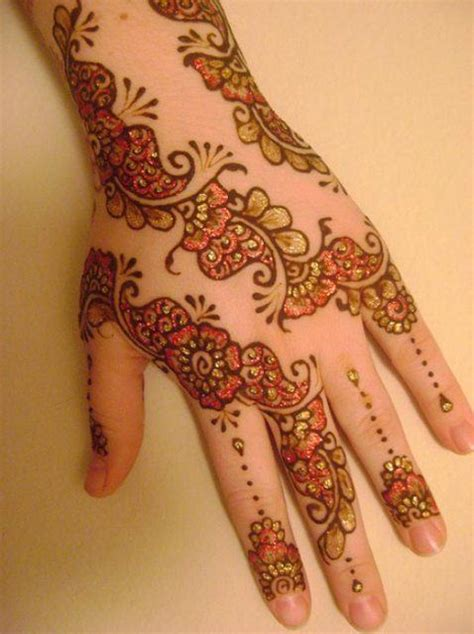 16 amazingly easy mehndi designs for hands and feet easyday mehendi designs and types