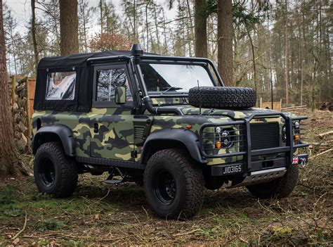 land rover military defender unveiling of our latest special edition the land rover