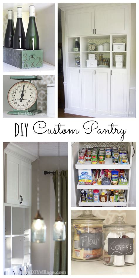 Diy Kitchen Pantry by Inspiring Decor Makeovers Crafts Recipes Creative