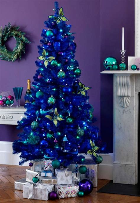 blue christmas decorations christmas celebration all