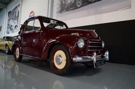 fiat 500 topolino for sale autos fiat 500c topolino 500c convertible 1951