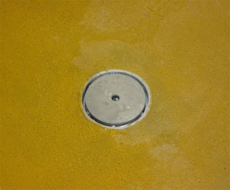 industrial looking floor ls industrial 760 drain concrete and resin vertical outlet