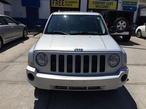 Jeep Patriot Used For Sale Used 2008 Jeep Patriot Sport Suv 6 390 00