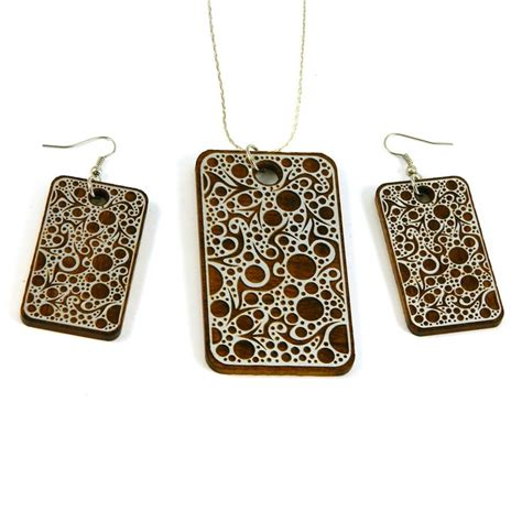 how to make laser cut jewelry 393 best images about laser crafts on wood