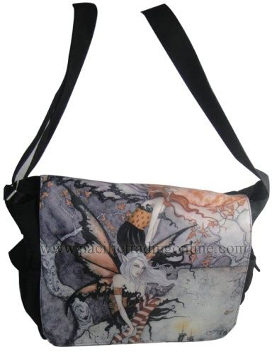 T Brown Omace Backpack 3 Fungsi enchanted designs mermaid new brown products coming soon