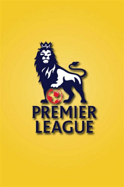 premier league logo iphone wallpaper hd