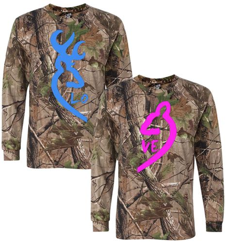 Camo Relationship Shirts Browning Deer Realtree Tshirt And From Teee Shop