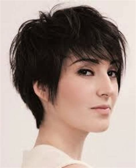4 choppy medium hairstyles for different face shapes short choppy layered bob hairstyles
