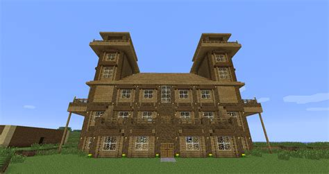 minecraft house building log home minecraft building inc