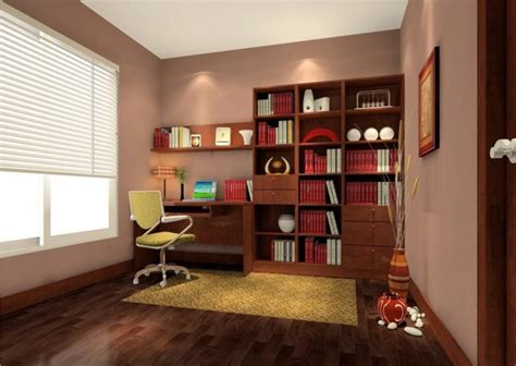 best colour for study room interior design ideas