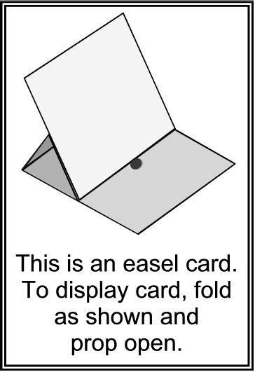 easel card template easel card sticker photo by d0npen photobucket
