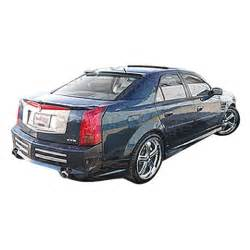 Cadillac Cts 2003 Parts Vis Racing 174 Cadillac Cts 2003 2007 Vip Rear Bumper