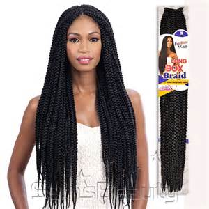 best synthetic hair for crochet braids freetress synthetic hair crochet braids long large box