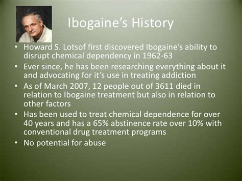 Ibogaine Detox Treatment by Ibogaine