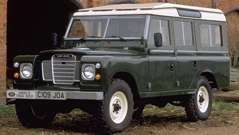1971 1985 land rover series iii specifications classic