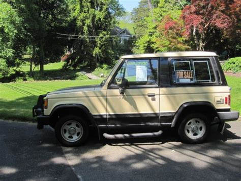 mitsubishi dodge 1987 mitsubishi montero same as dodge for sale