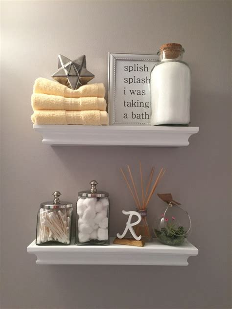 How To Decorate A Bathroom Shelf Bathroom Design Ideas How To Decorate Bathroom Shelves