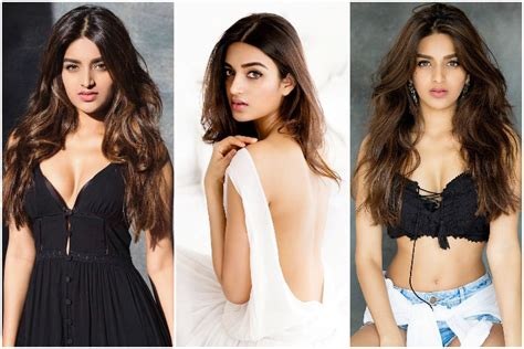actress name of munna michael munna michael s nidhhi agerwal is the new fashionista in