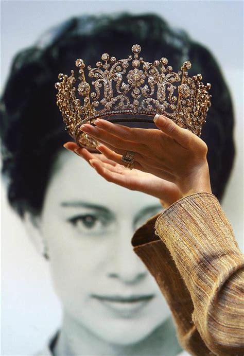 princess margarets poltimore wedding tiara the royal order of sartorial splendor royal splendor 101