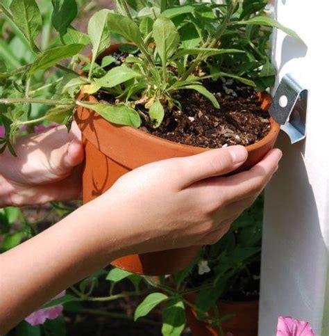 hanging flower pot hooks flower pot klips 12 pack donald hanson http www amazon