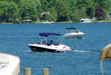 lake george boat rental cost survey shows marked increase in boat traffic on lake