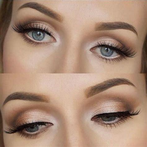 Eyeshadow For Bridal Makeup makeup beautiful wedding makeup 2548698 weddbook