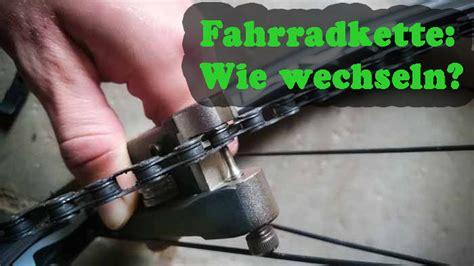 Motorrad Kette Vernieten Anleitung by Fahrradkette Wechseln Wie Du Es M 252 Helos In 5 Schritten