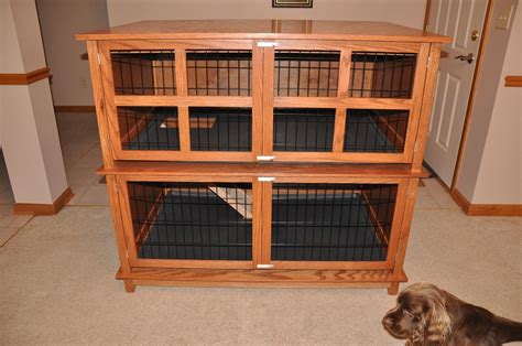 Custom Made Rabbit Hutches crafted rabbit hutch by o donnell woodcraft custommade