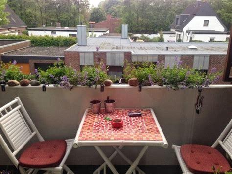 Bepflanzung Balkon